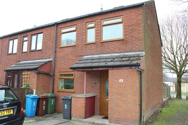 3 Bedrooms Town House for sale in Mellor Way, Oldham