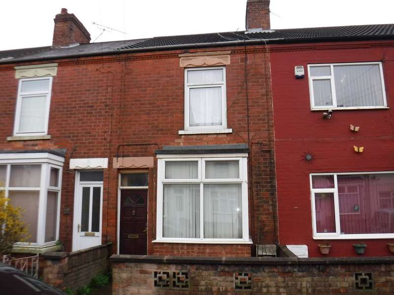 3 Bedrooms Terraced House for sale in Burke Street, Scunthorpe DN15