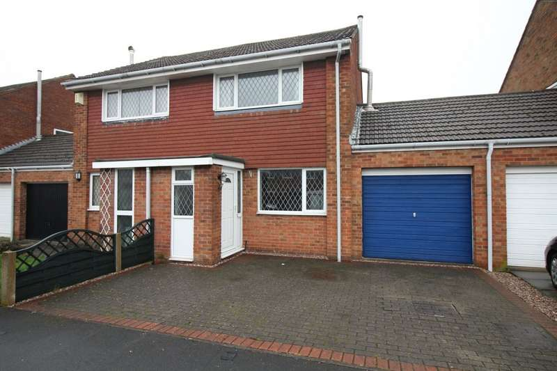 2 Bedrooms Semi Detached House for sale in Maudland Bank, Preston PR1