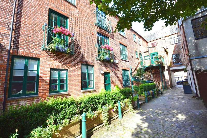 1 Bedroom Property for sale in Tannery Place, South Street, Bridport