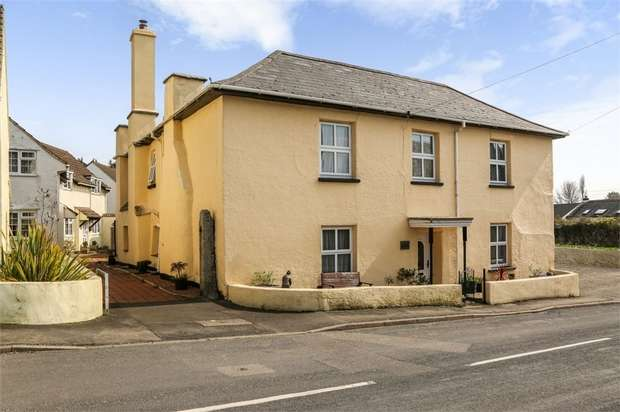 6 Bedrooms Detached House for sale in Chudleigh Knighton, Chudleigh, Newton Abbot, Devon