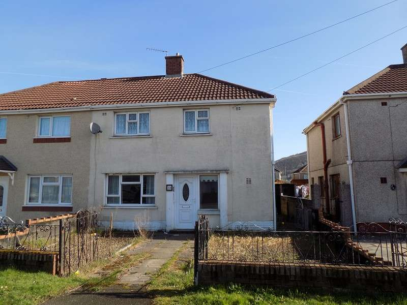 3 Bedrooms Semi Detached House for sale in Fairway , Sandfields, Port Talbot, Neath Port Talbot. SA12 7HN