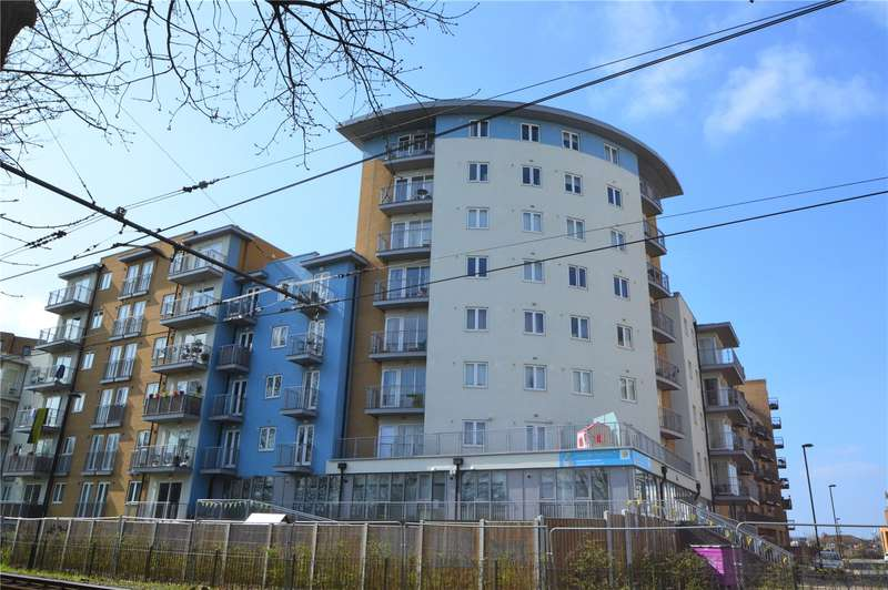 2 Bedrooms Apartment Flat for sale in Rose Court, Whitestone Way, Croydon