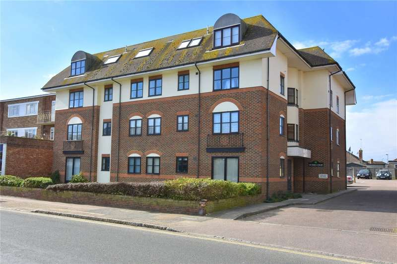 2 Bedrooms Apartment Flat for sale in Victoria Court, South Street, Lancing, BN15