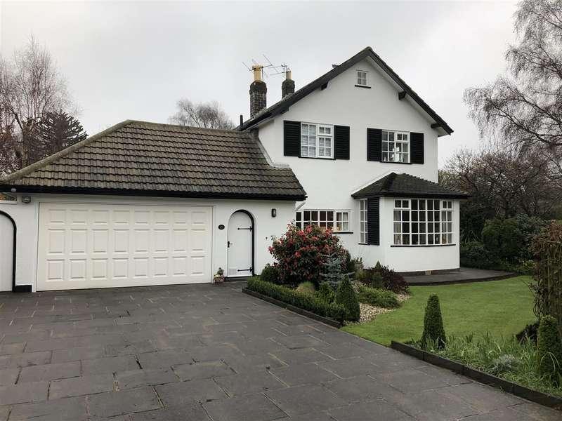 3 Bedrooms Detached House for sale in Regent Avenue, Lytham