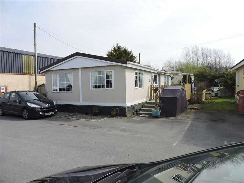2 Bedrooms Park Home Mobile Home for sale in Willow Park, Whitland, Carmarthenshire