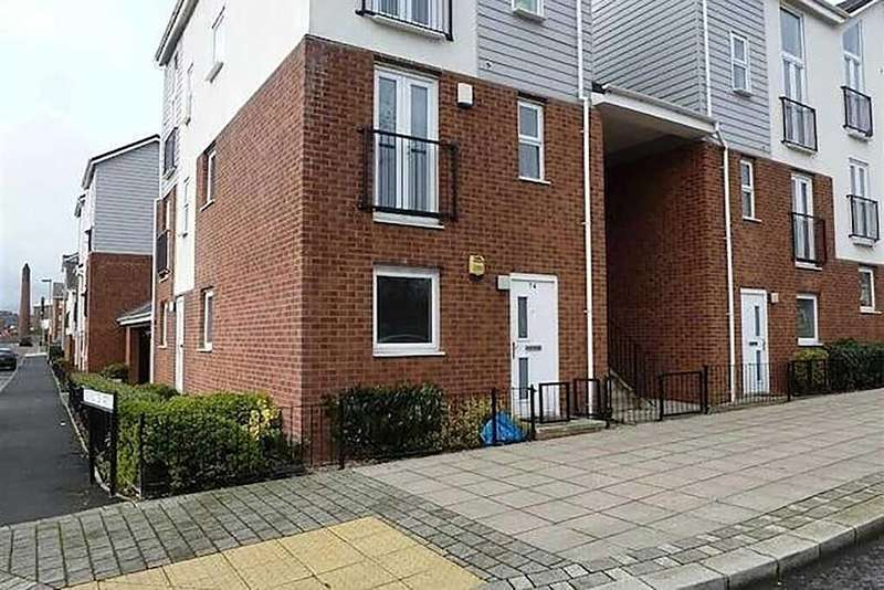 1 Bedroom Apartment Flat for sale in Ivy House Road, Stoke-on-Trent, Staffordshire, ST1 3NU