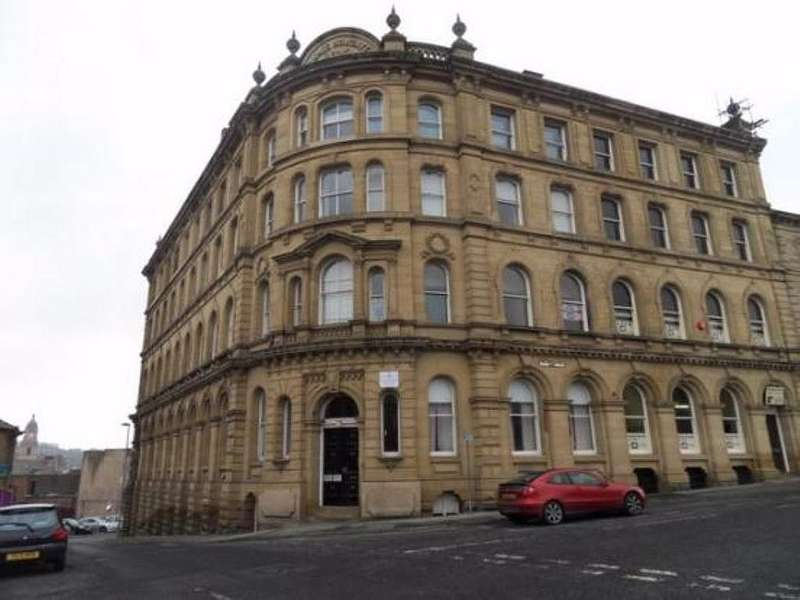 1 Bedroom Apartment Flat for sale in Flat 28, Howgate House, 3 Wellington Road, Dewsbury, West Yorkshire, WF13 1HF