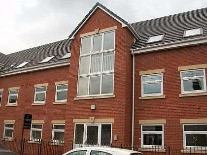 2 Bedrooms Apartment Flat for sale in 1, 21 Wilkinson Street, Leigh, Greater Manchester, WN7 4EU