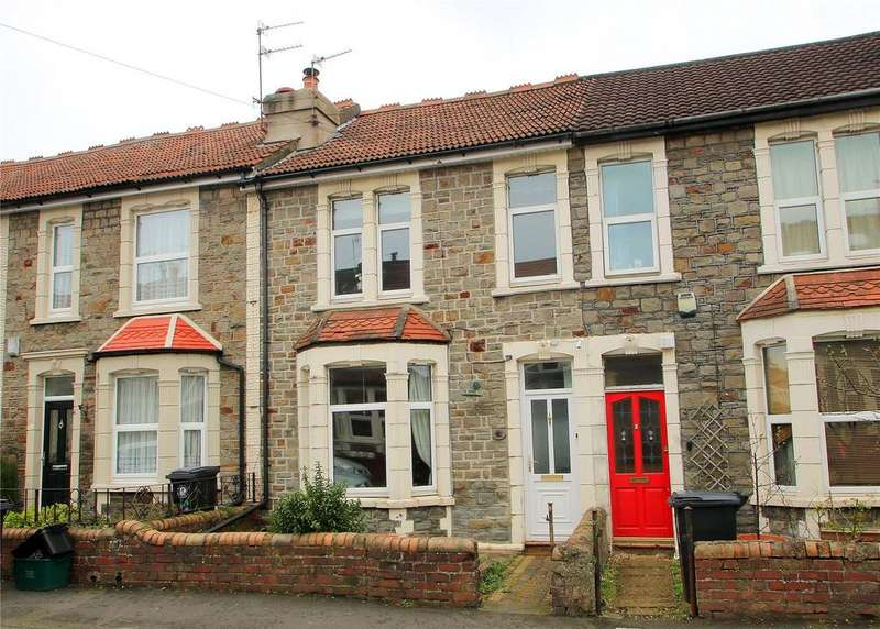 3 Bedrooms Terraced House for sale in Pendennis Park, Brislington, Bristol, BS4
