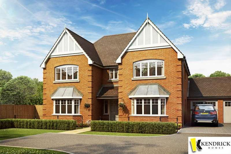 4 Bedrooms Detached House for sale in The Harlington, Southam Road, Thornley Grove, Radford Semele, CV31
