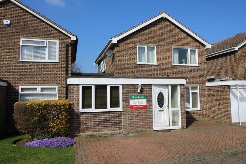 4 Bedrooms Detached House for sale in Byron Avenue, Colchester, CO3