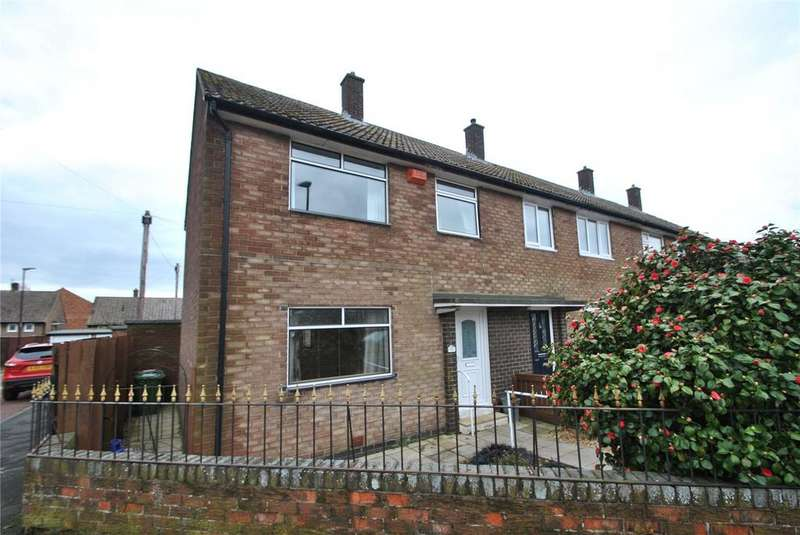 2 Bedrooms End Of Terrace House for sale in Leyburn Close, Burnside, Houghton le Spring, DH4