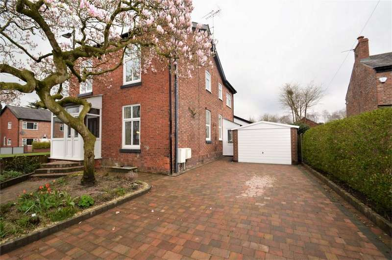 3 Bedrooms Detached House for sale in Wythenshawe Road, SALE, Cheshire