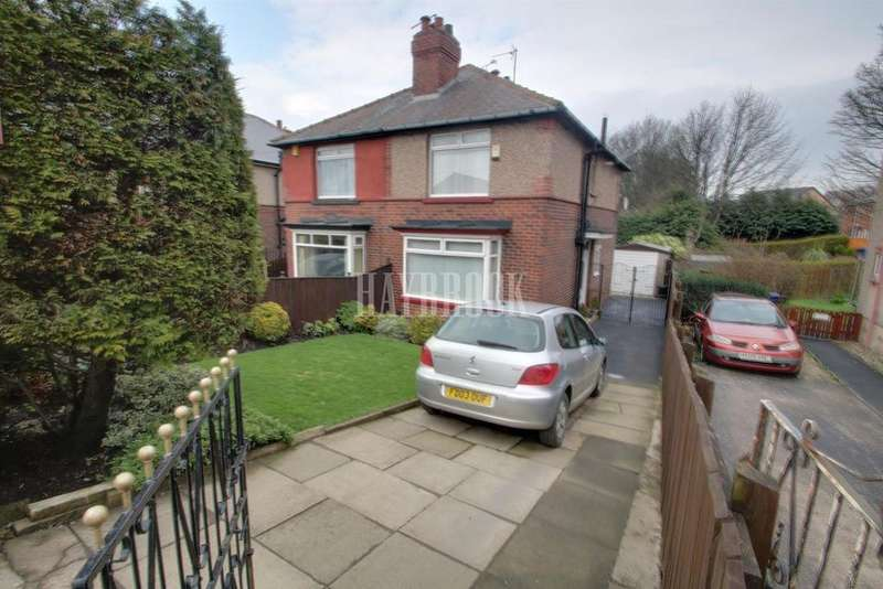 3 Bedrooms Semi Detached House for sale in City Road, Sheffield, S2