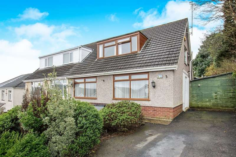 4 Bedrooms Semi Detached House for sale in Manor Road, Manselton, SWANSEA