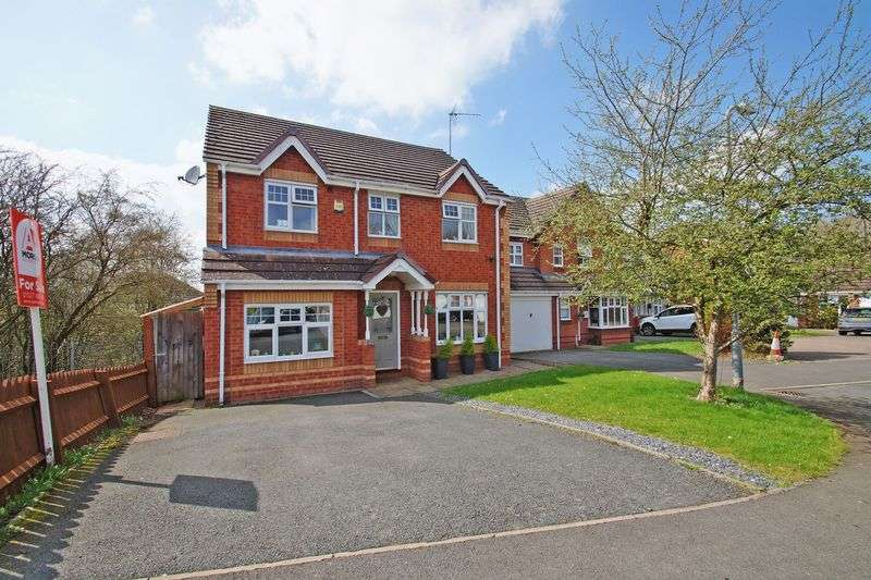 4 Bedrooms Property for sale in Carthorse Lane Brockhill, Redditch