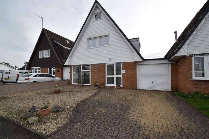 4 Bedrooms Link Detached House for sale in Post Office Lane, Fernhill Heath, Worcester