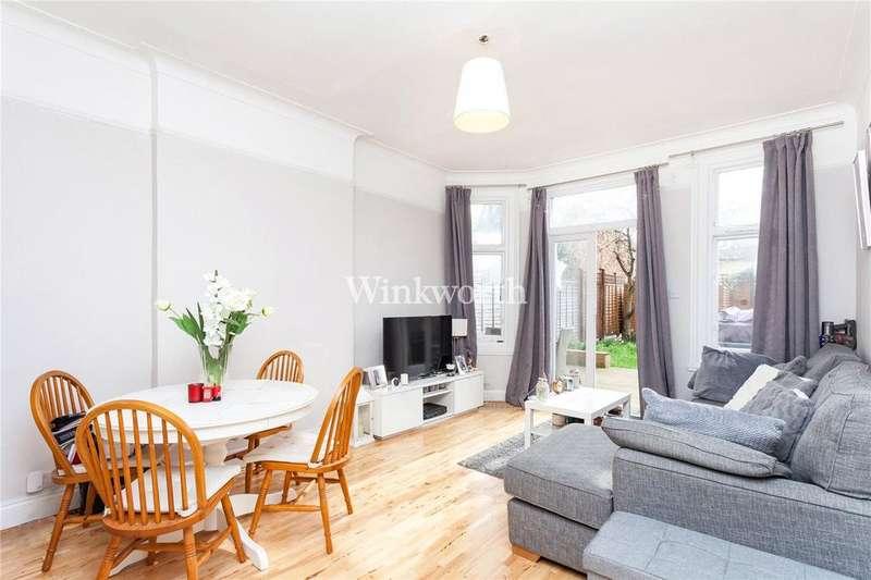 2 Bedrooms Flat for sale in Broomfield Avenue, London, N13