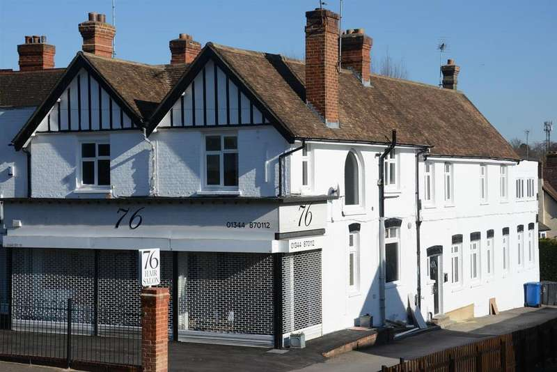 3 Bedrooms Flat for sale in Charters Lane, Sunninghill, Ascot