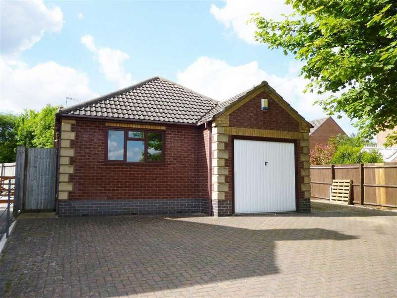3 Bedrooms Detached Bungalow for sale in Fleckney