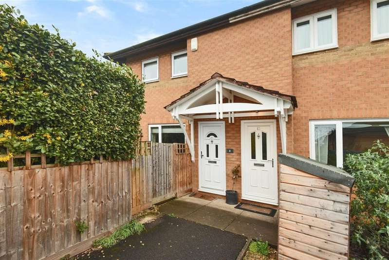 2 Bedrooms End Of Terrace House for sale in Don Stuart Place, Oxford