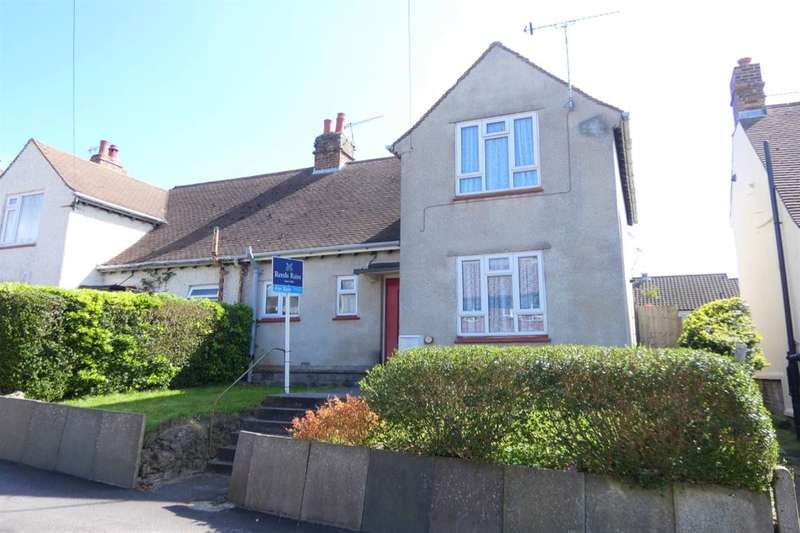 3 Bedrooms Semi Detached House for sale in Park View, Folkestone, CT19