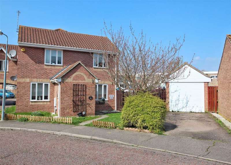 3 Bedrooms Semi Detached House for sale in Friday Wood Green, Colchester