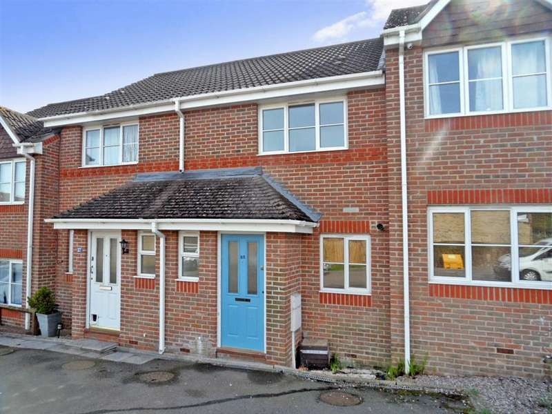 2 Bedrooms Terraced House for sale in Broadlands, , Sturry, Canterbury, Kent