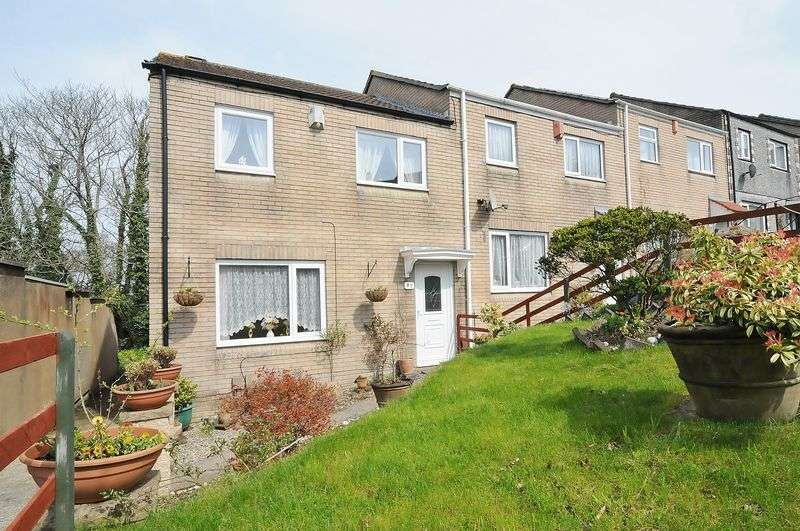 3 Bedrooms Property for sale in Northampton Close, Plymouth