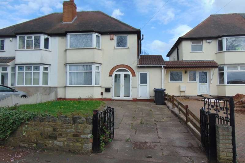 3 Bedrooms Property for sale in Southern Road, Birmingham, B8