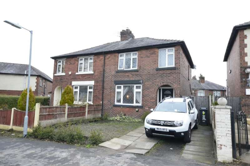 3 Bedrooms Semi Detached House for sale in Tulip Avenue, Farnworth, Bolton, BL4