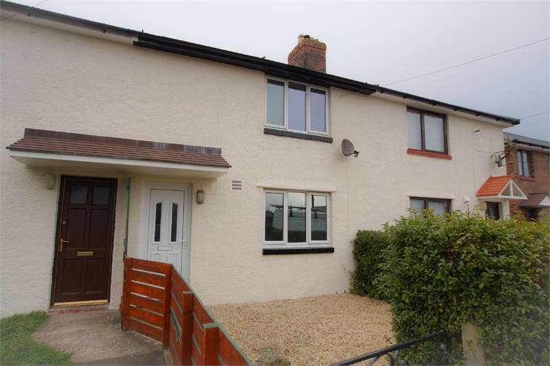 2 Bedrooms Terraced House for sale in CA2 4QL Leabourne Road, Currock, CARLISLE, Cumbria
