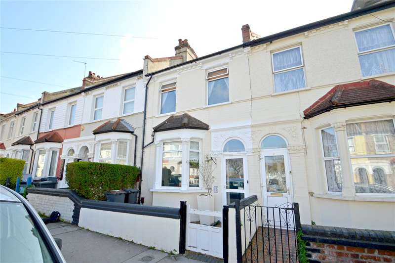 2 Bedrooms Terraced House for sale in Coniston Road, Croydon