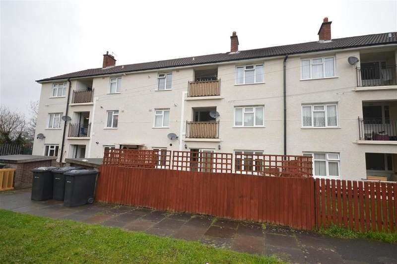 2 Bedrooms Ground Flat for sale in Culey Grove, Birmingham