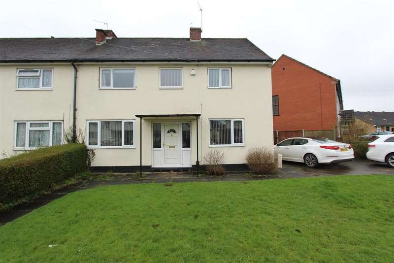 4 Bedrooms Semi Detached House for rent in Lyndon Croft, Marston Green