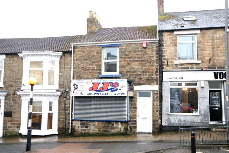 1 Bedroom Terraced House for sale in Clyde Terrace, Spennymoor, County Durham, DL16