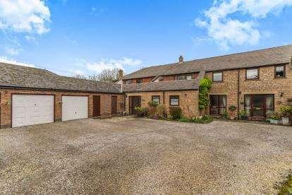 4 Bedrooms Terraced House for sale in The Barn, Kirkby Hardwick, Sutton-In-Ashfield, .
