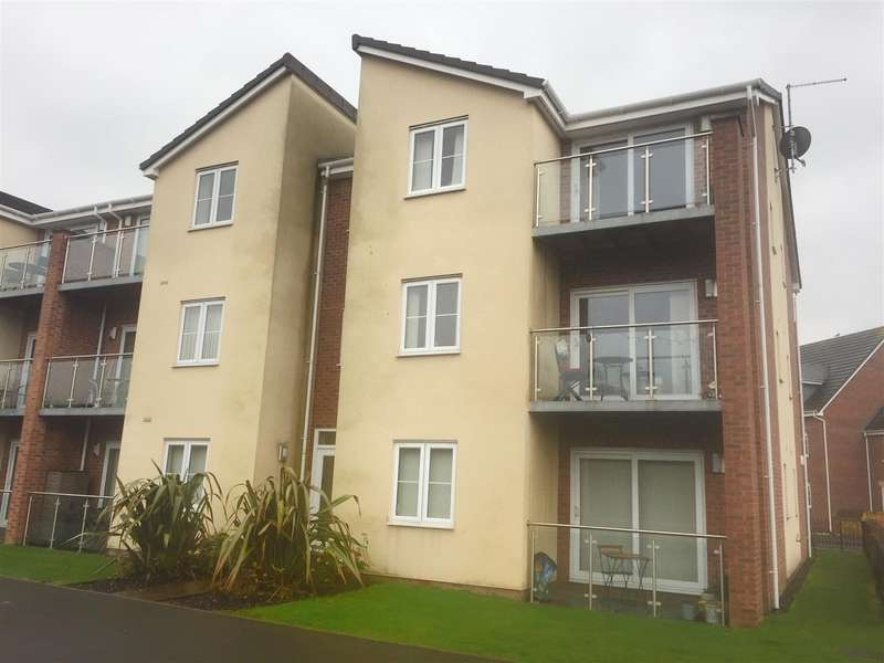 1 Bedroom Apartment Flat for sale in Saw Mill Way, Burton On Trent