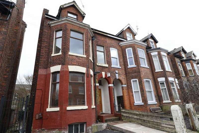 5 Bedrooms End Of Terrace House for sale in Keppel Road, Chorlton, Manchester, M21