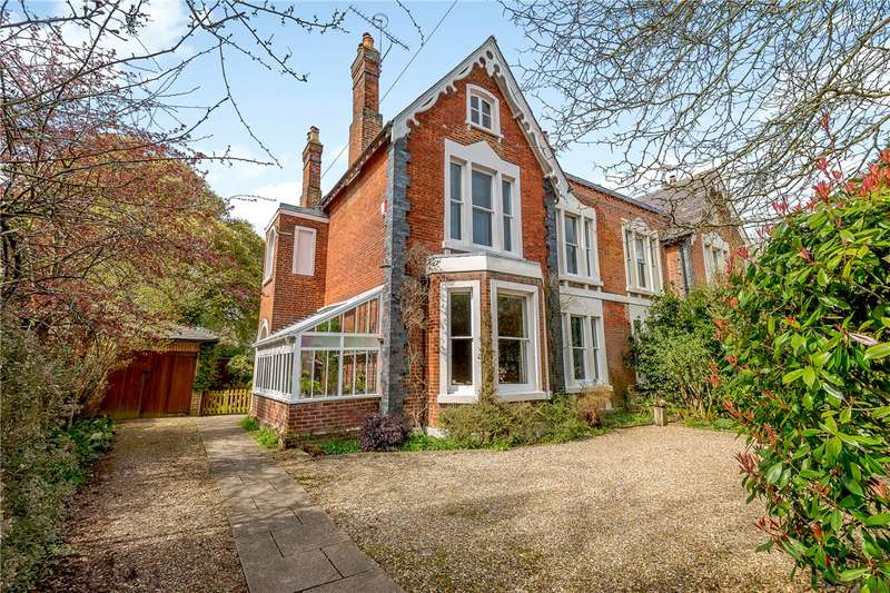 7 Bedrooms Semi Detached House for sale in Edgar Road, Winchester, Hampshire, SO23