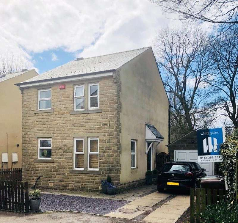 3 Bedrooms Detached House for sale in Farrar Court, Leeds, West Yorkshire, LS13