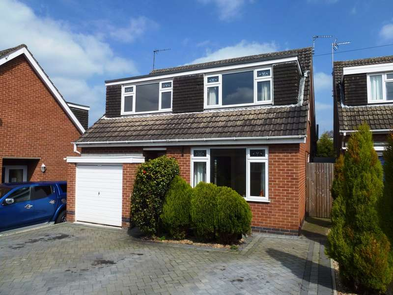 3 Bedrooms Detached House for sale in Hall Farm Close, Castle Donington