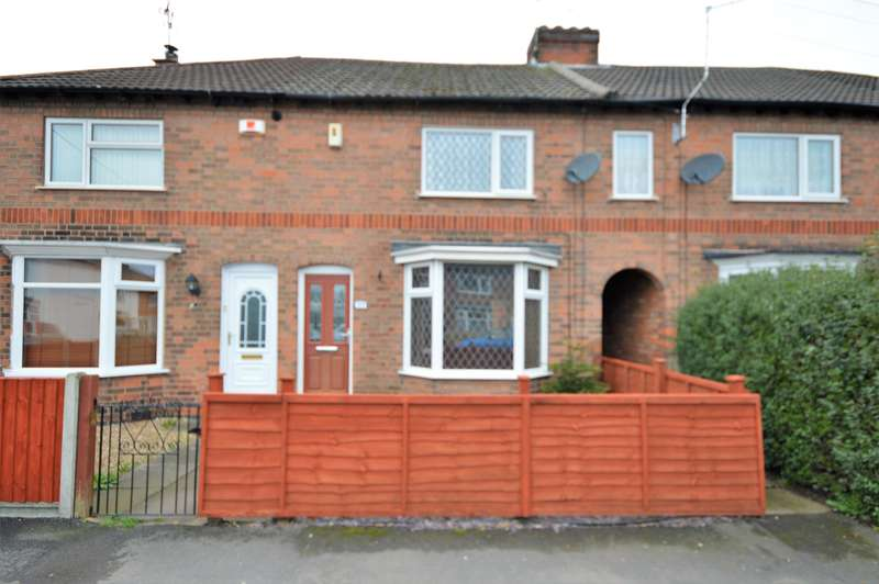 2 Bedrooms Town House for sale in Lansdowne Grove , Wigston , LE18 4LU