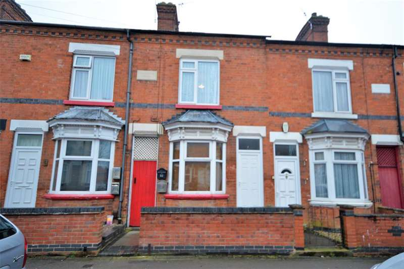 1 Bedroom Flat for sale in Timber Street, Wigston, LE18 4QF