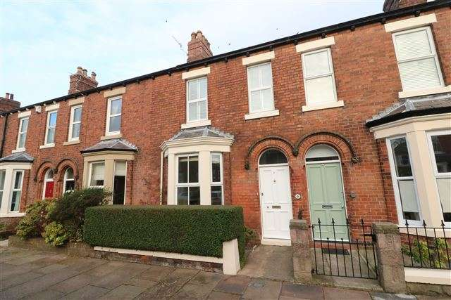3 Bedrooms Terraced House for sale in River Street, Carlisle, Cumbria, CA1 2AL