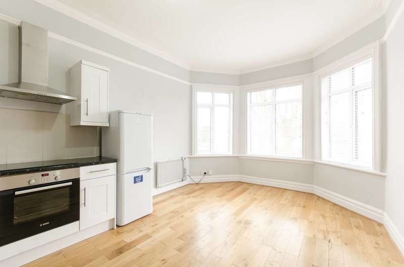 1 Bedroom Flat for sale in Anson Road, Willesden Green, NW2