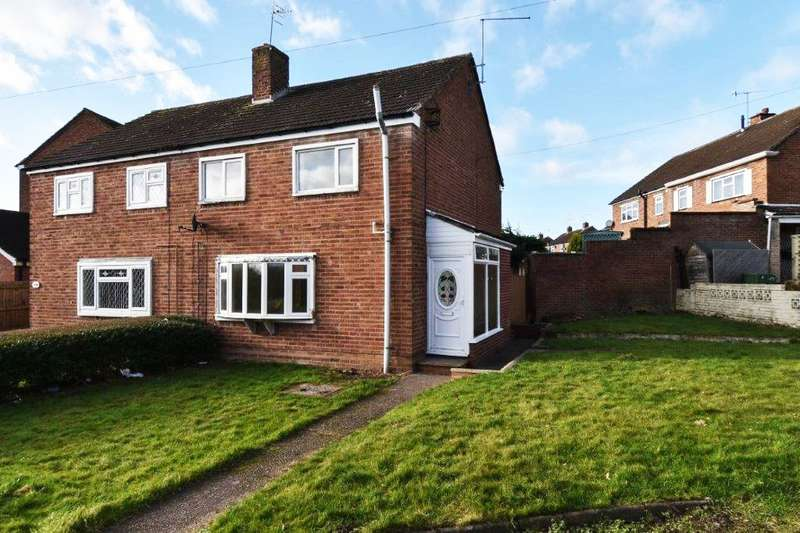 3 Bedrooms Semi Detached House for rent in Lyttleton Avenue, Bromsgrove, Worcestershire, B60