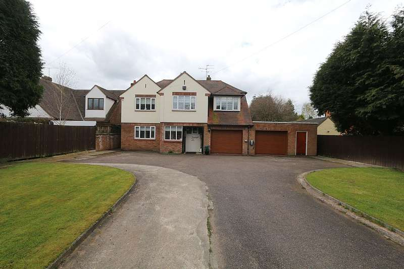4 Bedrooms Detached House for sale in Kenilworth Road, Balsall Common, Coventry, West Midlands
