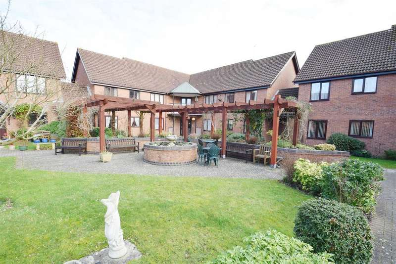 1 Bedroom Retirement Property for sale in St. Barnabas Road, Emmer Green, Reading